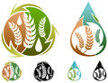 Food industry logo