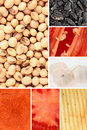 Food and Ingredients Stock Image