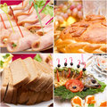 Food paradise Stock Photos