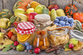 Food preservation of healthy fresh fruit and vegetables Stock Photo