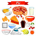 Food and Spice ingredient for Pie