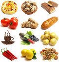 Foodstuff Royalty Free Stock Photos