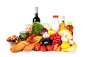 Foodstuff Stock Photography