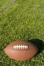 Foot Ball Royalty Free Stock Photo