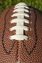Foot Ball close up Royalty Free Stock Images