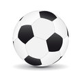 Football ball Royalty Free Stock Photo