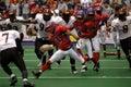Football blur