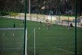 Football soccer training kids