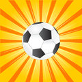 Football - summer Stock Photography