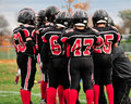 Football Team Stock Photos