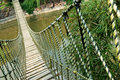 Footbridge Royalty Free Stock Photo