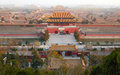 Forbidden city. Beijing, China Royalty Free Stock Photography