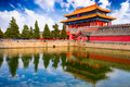 Forbidden City of Beijing Royalty Free Stock Photo