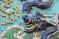 Forbidden city detail Royalty Free Stock Photo
