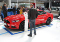 Ford at Belgrade Car Show