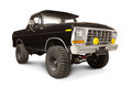 Ford Bronco 1979. Royalty Free Stock Photo