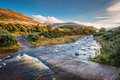 Ford on College Burn and The Cheviot Royalty Free Stock Photo