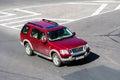 Ford Explorer Royalty Free Stock Photo