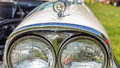 1957 Ford Fairlane Royalty Free Stock Photo