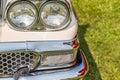 1958 Ford Fairlane Royalty Free Stock Photo
