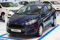 Ford Fiesta Royalty Free Stock Photo