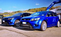Ford Focus RS Stock Image