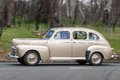 1946 Ford Fordor Sedan Royalty Free Stock Photo