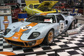 Ford gt gulf picture of at the international show car association isca show car at quebec canada Royalty Free Stock Photo