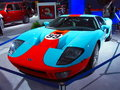 Ford GT super car Royalty Free Stock Photo