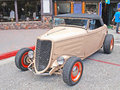 Ford Highboy Roadster Stock Images