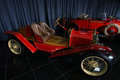 Ford model t speedster produced in is on display in a private collection in bucharest romania Stock Photography