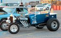 Ford t bucket hot rod at an auto show in memphis tennessee pictured here is a the is a specific style of based on a model of the Royalty Free Stock Photos