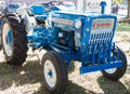 Ford utility tractor a newly restored vintage s era Royalty Free Stock Photos