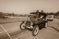 Ford vintage car Stock Afbeeldingen