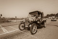 Ford vintage car Stock Fotografie