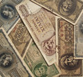 Foreign Currency Royalty Free Stock Photography