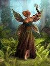 Fairy Queen Belle