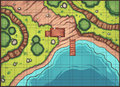 Forest pier map