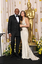 Forest Whitaker, Marion Cotillard Stock Photo