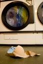 Forgotten Laundry Royalty Free Stock Photo
