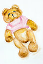 Forgotten Lost Bear Toy