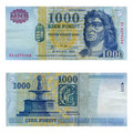 Forints Stock Image