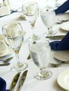 Formal Banquet Table Wedding Royalty Free Stock Photo