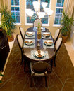 Formal Dining Room Royalty Free Stock Photo
