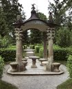 Formal garden Royalty Free Stock Image