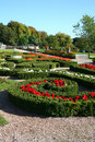 Formal gardens Stock Photo