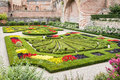 Berbie Palace Gardens in Albi, France Royalty Free Stock Photo