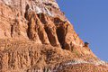 Formations in Palo Duro Canyon Stock Photography