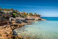 Formentera island Royalty Free Stock Photo