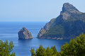 Formentor Royalty Free Stock Photography
